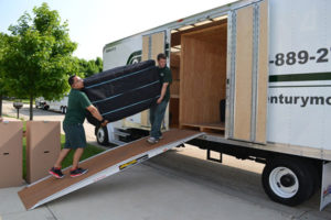Century Moving movers
