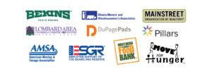CenturyMoving partnership logos