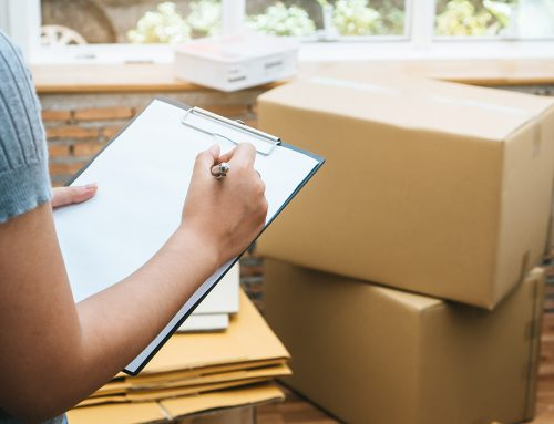 Last Minute Long Distance Moving Checklist